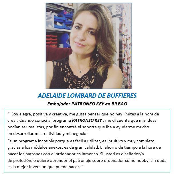 Embajador de Patroneo Key en Bilbao