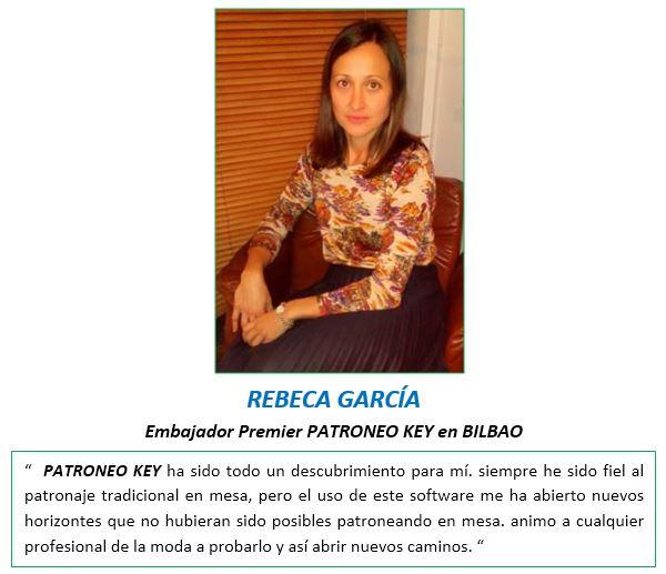 Embajador Premier Patroneo KEY en Bilbao