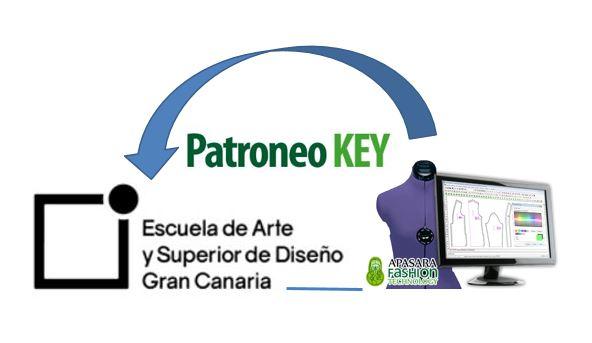 PATRONEO KEY EN LA EASD DE GRAN CANARIA