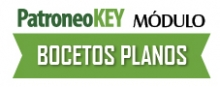 Software Módulo Bocetos Planos de Patroneo KEY