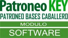 Software Módulo Patrones Bases Caballero de Patroneo KEY
