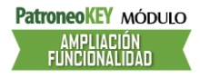 Software Módulo Ampliación 01 de Funcionalidad de Patroneo KEY