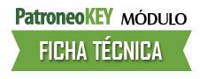 Software Módulo Ficha Técnica de Patroneo KEY