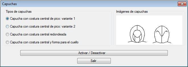 Software Módulo Bocetos planos