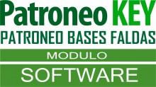 Software Módulo Patroneo Bases Faldas de Patroneo KEY