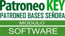 Software Módulo Patroneo Bases Señora de Patroneo KEY